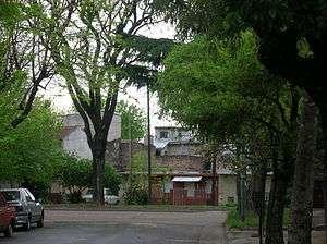 barrio mitre